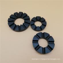 Palier de butée en graphite de carbone