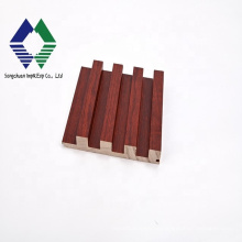 Environmental friendly bedroom living room hotel decoration wall panel mouldings