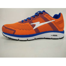 Retro Outdoor Athletic Orange Gym Shoes for Men