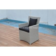 2019 novo design Dongguan fábrica de móveis de vime ao ar livre