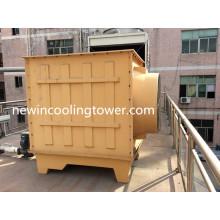 Torre de refrigeración de salida lateral de aire