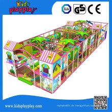 Kidsplayplay Fun Indoor Spielplatz Lieferant Ausrüstung mit Soft Playground