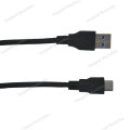 3FT Black 3A Chaging Data Sync USB3.0 to Typec Cable