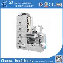 Máquinas de impressão flexográfica para venda (série ZBS)