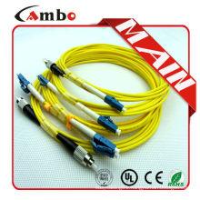 SC Duplex 2.0mm DX SM Fiber optical patch cord