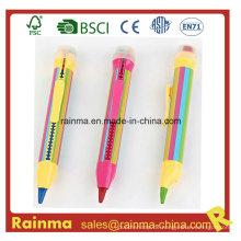 3 In1 Twistable Crayon für Schulen Schreibwaren