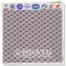 YT-0051, tissu de maille en polyester 3d pour chaise