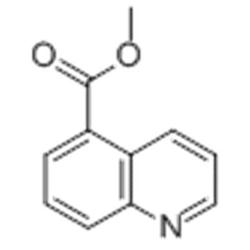 5-Quinolinecarboxylicacid, methyl ester CAS 16675-62-0