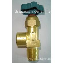 Compressed Gas Cylinder Valve