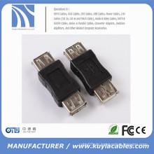 USB A Female to USB Eine weibliche Buchse zum weiblichen Koppleradapter