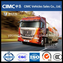 480HP Caminhão de trator de C & C para Ámérica do Sul