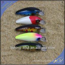 CKL004 65mm 8g leurre de pêche à leurre