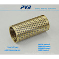 Cooper Material Ball Retainer Bearing, FZH Ball Retainer Bush Bearing,POM Bronze Ball Bearing Cages