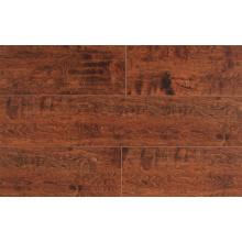 Commercial 8.3mm E0 Embossed Cherry Waterproof Laminate Flooring
