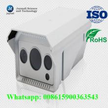 Cubierta de aluminio de encargo de la cubierta de la cámara del CCTV de la aleación de aluminio