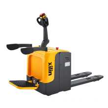 Xilin 2.5 ton 2500kg Stand-on Type Electric Pallet Truck for sale