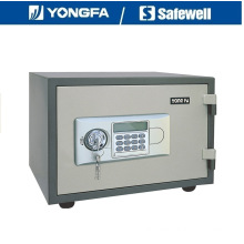 Yongfa 33cm Height Ald Panel Electronic Fireproof Safe