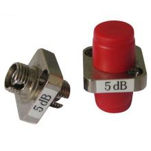 Atenuador de fibra óptica / atenuador de fibra ftth lc fc upc 10db 15db / equipamento de rede