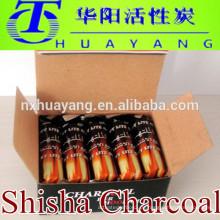 2014 heißer verkauf shisha holzkohle rauchfreien holz shisha holzkohle