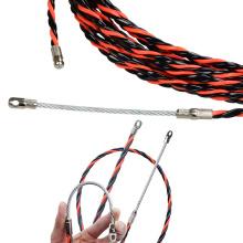 Fish Tape Enhebrador de alambre eléctrico Extractor de alambre