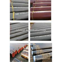 api5l psl1 / 2 X65 precio galvanizado tubo de alcantarilla corrugado