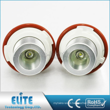 High Brightness Ce Rohs Certified Car Angel Eye Projector Headlights Wholesale