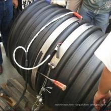 corrugated plastic road culvert pipe prices
