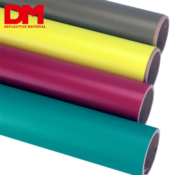colorful high reflective fabric paintable for safety garment