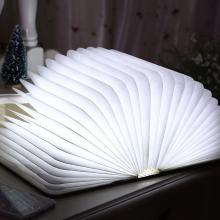 Folding Book Light dengan USB Charging Port
