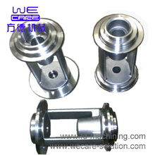 CNC-Bearbeitung Teil der Aluminium-Fräsplatte