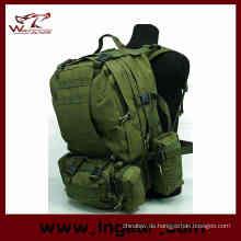 Militärische taktische Molle Assault Kombination Rucksack für Camping