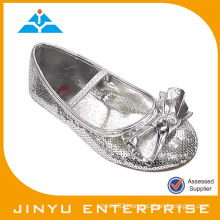 Kids glitter dance shoes