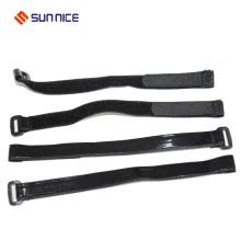 Correas de nylon ajustables de gancho y lazo de fábrica directamente personalizadas