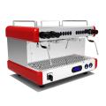Machine à café expresso commerciale de personnalisation de soutien