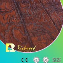 Vinyl Maple 12.3mm E1 AC4 Parquet Oak Laminate Laminated Wood Flooring