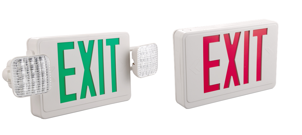 Exit Sign For ABS