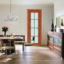 Feelingtop Hot Sales Casement Aluminum Living Room Door (FT-D80)