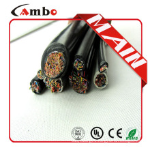Multi Pairs With Jelly Filled Water/Fire/Rat blocked PEUT Telephone Cable 200 pair