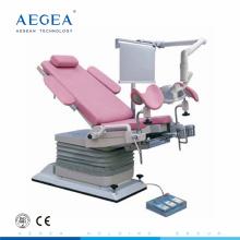 AG-S104A Silla de hospital para instrumentos ginecológicos y obstétricos eléctricos