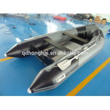 CE-Korea pvc Material 8persons klappbare aufblasbare Fischerboot
