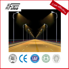 galvanized highway electric steel pole