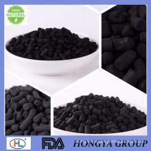 Carvão Ativado para Adsorção de Óleo e Purificação de Compressor