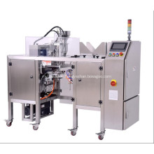 Premade Packing Machine With Screw Weigher For Powder