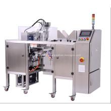 Готовая упаковочная машина с дозирующим насосом для жидкости