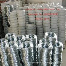 Venda Direta da Fábrica! China Melhor Preço Galvanizado Ferro Fio