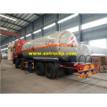 7000 Gallons 6x4 Propane Delivery Tanker Trucks