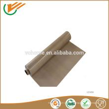 VC HOME Tissu en fibre de verre revêtu de PTFE non résistant à haute température