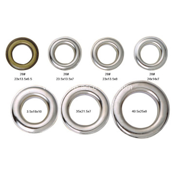 Multicolor Metal Eyelets Grommet for Leather Work