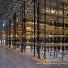 Centre de logistique Usagé Big Heavy Duty Pallets Storage Racks