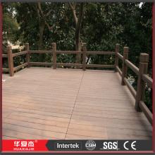 PVC Foam Composite Decking Balcony Floor
